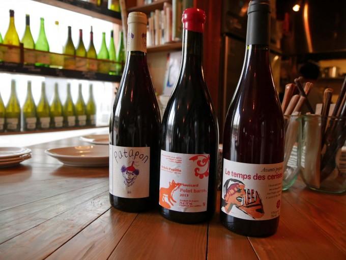 BIANCARA(ビアンカーラ)のヴァン・ナチュールワインの写真