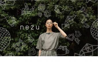 溶け込むような優しい風合い。「nezu(ネズ)」の毛糸アクセサリー