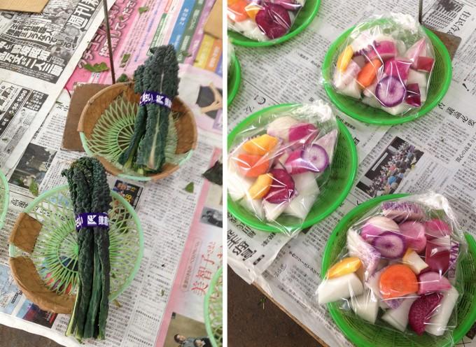 ヘルシーで栄養満点の鎌倉野菜