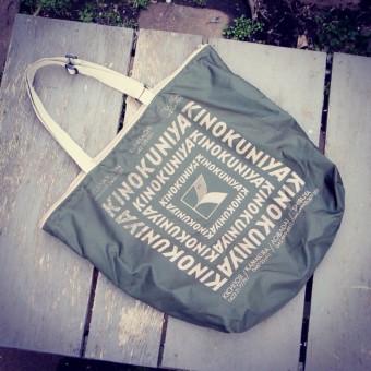 コーディネートのポイントにも!便利&環境にもやさしいエコバッグ