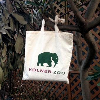 ケルン動物園のエコバッグ