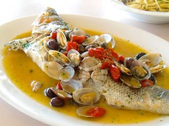 小豆島のイタリアンリストランテ 「FURYU(フリュウ)」の食事