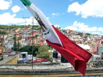 色彩のコロニアルスタイル。いつか行きたい街「メキシコ・グアナファト」