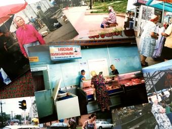 ロシアのおばあちゃんはかわいい。湯島の輸入雑貨店「nico」で出会うロシア服