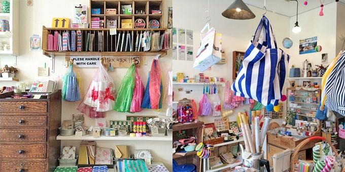 ラッピング上手になろう。経堂にある雑貨店「stock」の包装アイディア集