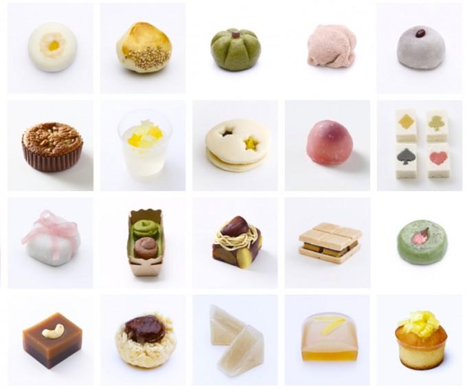 金沢たろうの和菓子