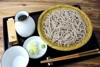 札幌「自然食&ローフードロハス」のお蕎麦