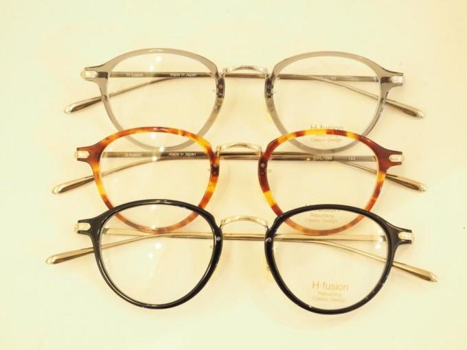 下北沢の「纒(matoi)オプティカル」のメガネの写真3