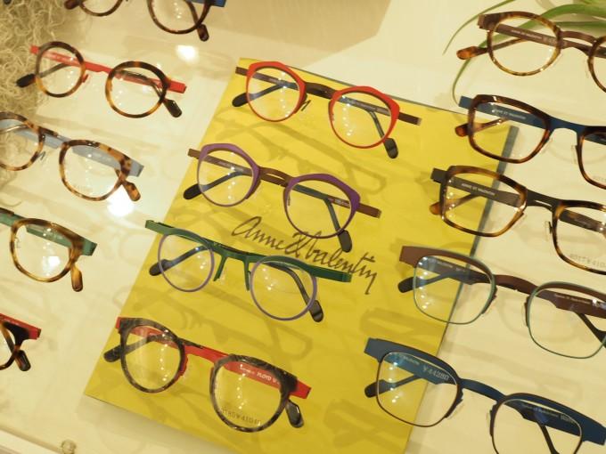 下北沢の「纒(matoi)オプティカル」の眼鏡(めがね)1