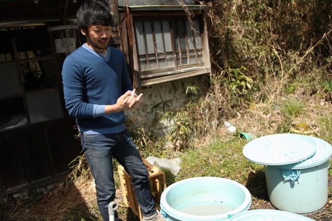 器に出会い、料理が楽しくなったと言われるのがうれしい。千鳥・寺村光輔さんの器