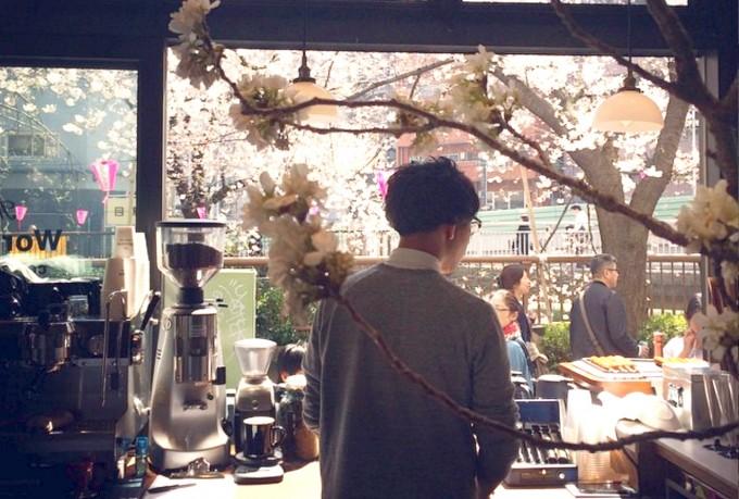 池尻大橋コーヒー