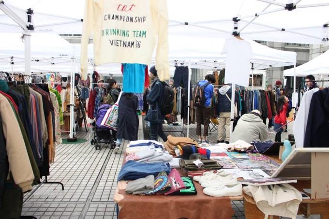 RAWTOKYO(ロウトーキョー)青山、国連大学のファーマーズマーケット