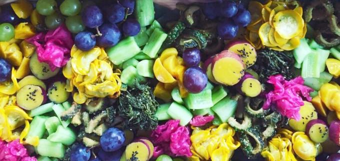 MOMOEケータリングごはん野菜