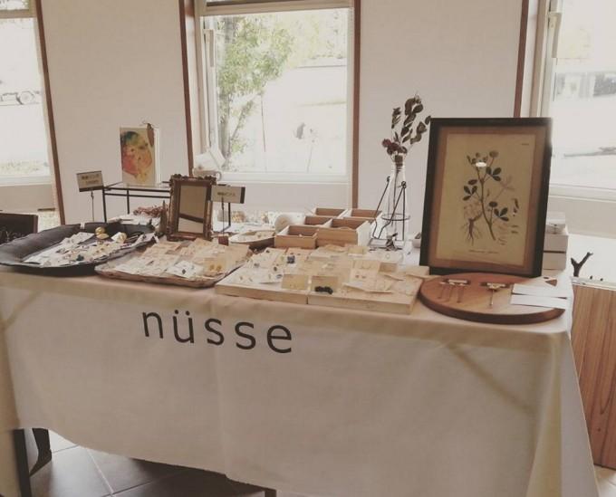 「nusse(ニュッセ)」のアイテム