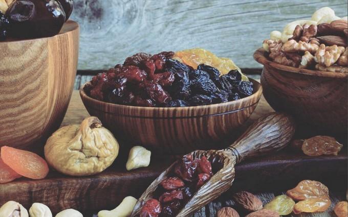 穀類、ナッツ等の写真