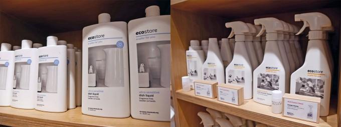 ニュージーランド発の自然派製品「ecostore」
