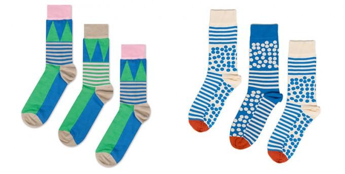 「Anorakcity Störe(アノラッシティストア)」の3足靴下