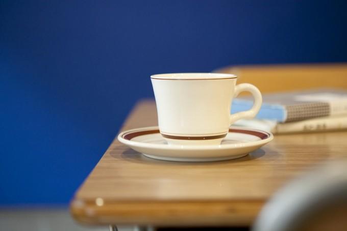 スペシャルティコーヒーを提供している桜上水の「メガネコーヒー」