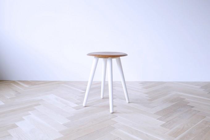 ハルタの家具。オリジナルスツール
