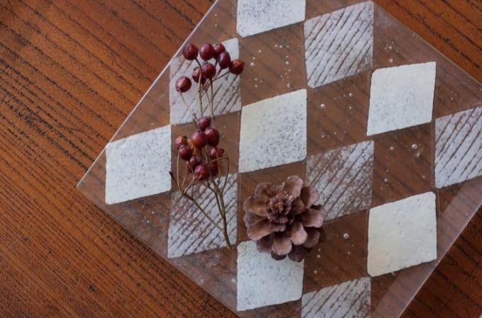 より素材を美味しく魅せる、八木麻子さんのガラス食器