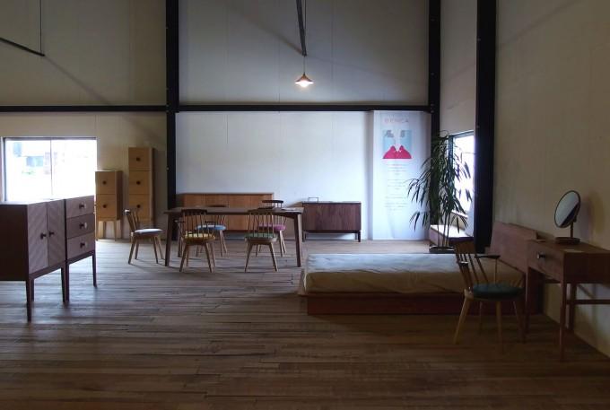 「BENCA(ベンカ)」のショールーム 立野木材工芸株式会社