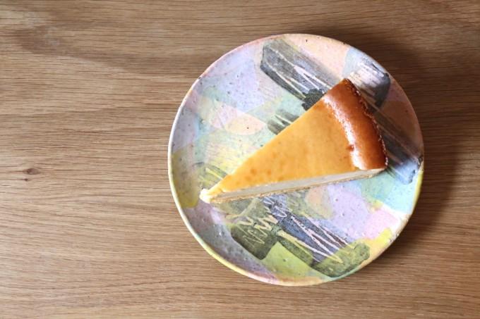 サンデーベイクショップの「バニラチーズケーキ」