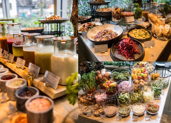 Cosme Kitchenプロデュースの、オーガニックレストラン「Cosme Kitchen Adaptation」オープン