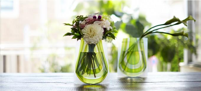「D-BROS」のビニール花瓶(ラージサイズ)の写真