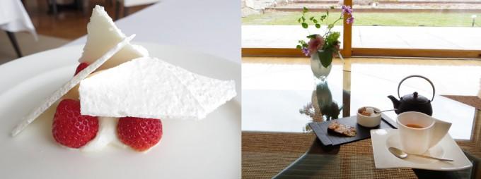 食感と甘さを楽しむ伝統のデザート