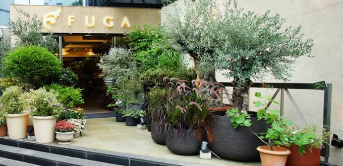 東京青山のフラワーショップ「FUGA(フーガ)」とは?