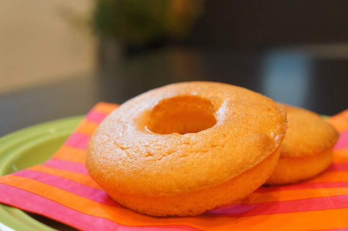 サンドウィッチパーラーまつむらの「焼きドーナツ」