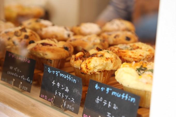 月イチ蔵前イベントに参加、マフィン専門店「Daily's Muffin」