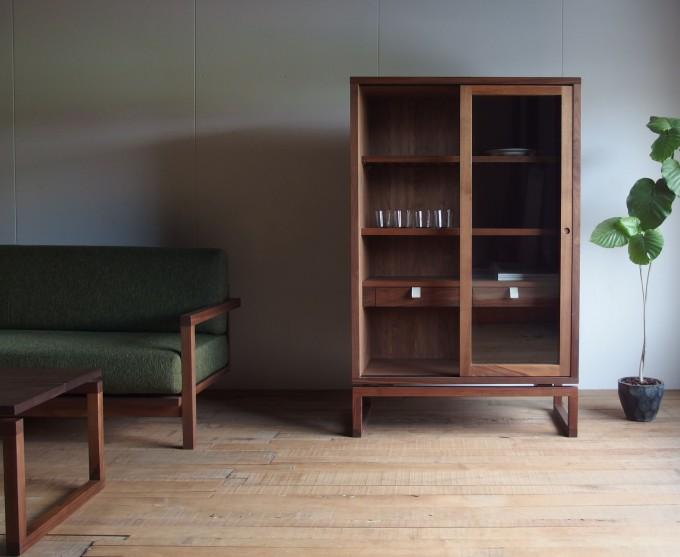 ライフスタイルに合わせてオーダー家具 立野木材工芸