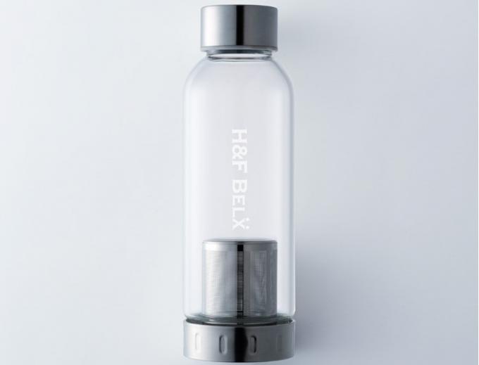 ノンカフェインティー「H&F BELX」ボトル