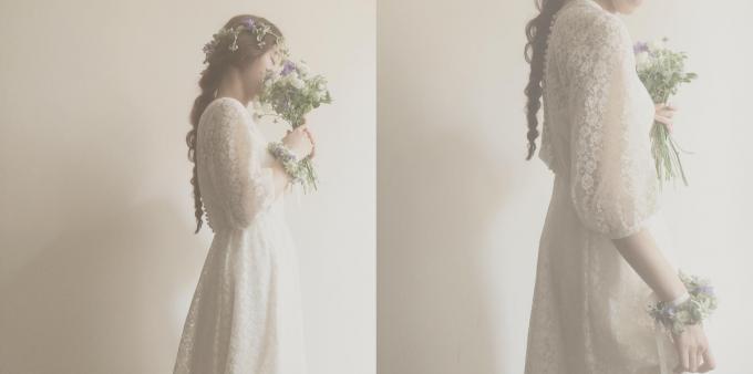 世界で一番幸せになる一日に、「Maison SUZU」のウェディングドレスを