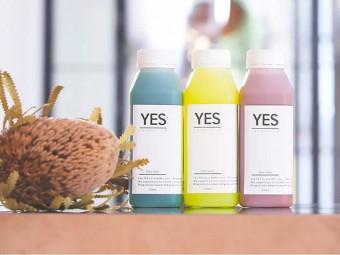 スタイリッシュなボトルが魅力の中目黒「YES JUICE」でジュースクレンズを
