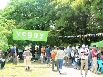 マクロビやオーガニック食品が並ぶ野外マルシェ「Vege&Fork Market」で楽しむ週末