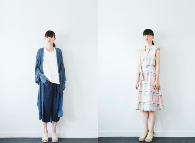 ファッションブランド「sneeuw(スニュウ)」のアイテムを使った2種類のレディースコーデ