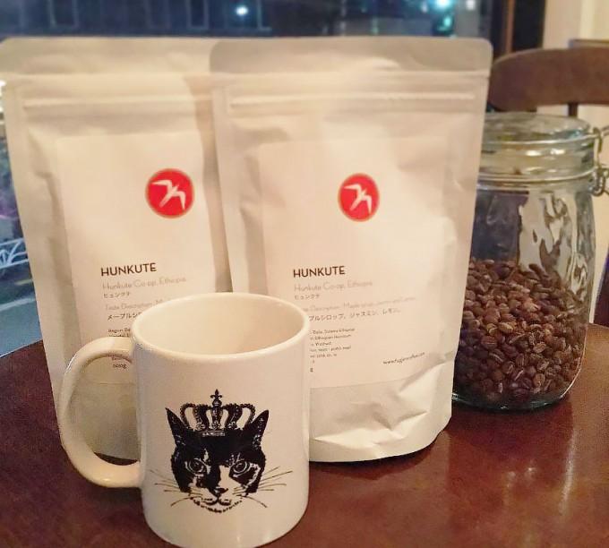 代官山の「King George(キングジョージ)」オススメのコーヒー