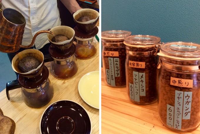 高津区「珈琲丸」のこだわりのコーヒー