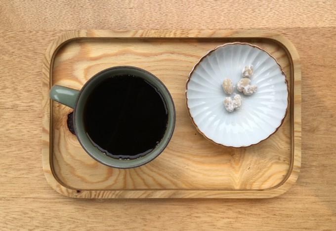 コーヒースタンドとしての「HATOBA」