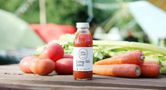 しみわたる食材本来の美味しさ。「Why Juice?」のフレッシュなジュース