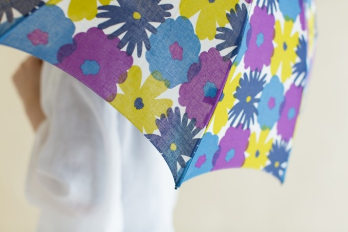傘メーカームーンバットとSOU・SOUのコラボ日傘