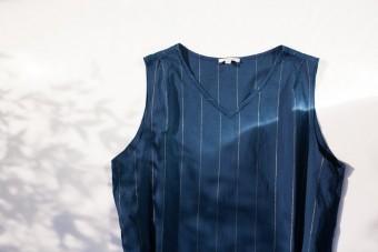 多くの作り手の心が通された服作り。テキスタイルにこだわった「hatsutoki」のお洋服
