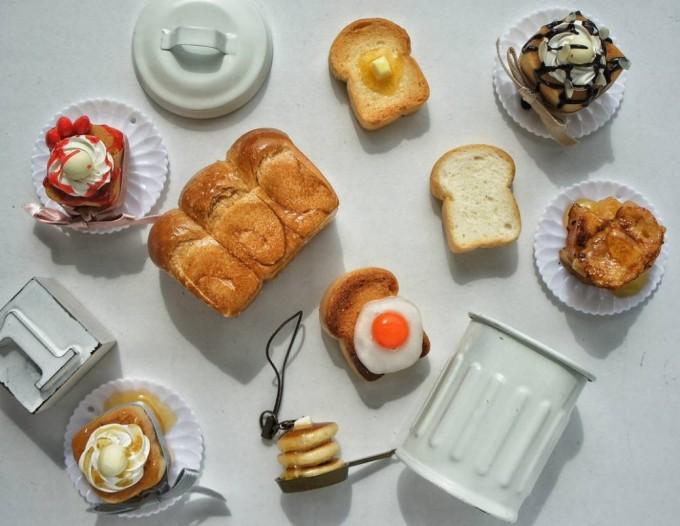 ミニチュアパン雑貨「petit-reve(プチ・リーブ)」