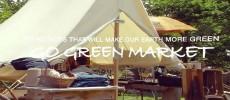 Go Green Market京王フローラルガーデン アンジェ