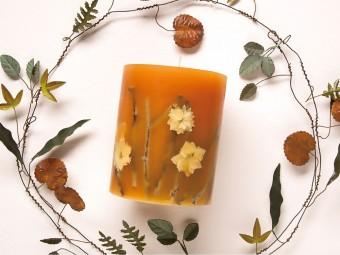 天然のアロマに美しい植物の姿・・・ハンドメイドにこだわったボタニカルプロダクト「ROSY RINGS」