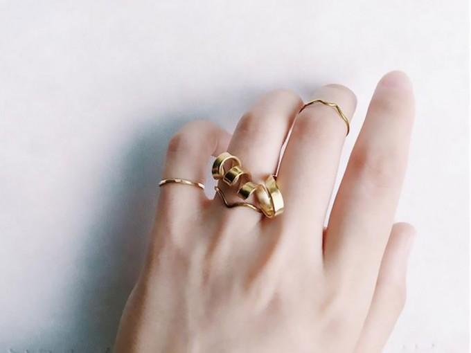 moe(モエ)のアクセサリー(指輪)