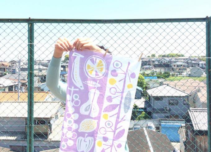 大阪発手ぬぐいブランド「にじゆら」を取り入れてみてくださいね