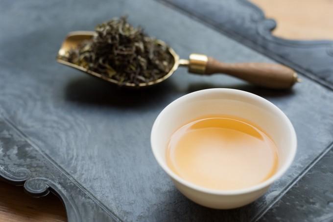 清澄白河にある紅茶専門店「TEAPOND」で提供されているムーンライト